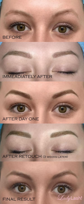 Cosmetic-Tattoo-Sydney-Powderfill-process